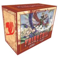 Fairy Tail Manga Box Set 1 (Vols1-11)