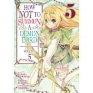 How Not To Summon A Demon Lord Vol 05