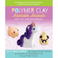 Polymer Clay – Adorable Animals