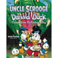 Disney Rosa Duck Library  Vol 08 Escape From Forbidden Valley