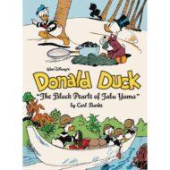 Walt Disney Donald Duck  Vol 12 Black Pearls Tabu Yama