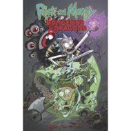 Rick & Morty Vs. Dungeons & Dragons