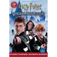 Harry Potter Sticker Art Puzzles ( Sticker Art Puzzles )