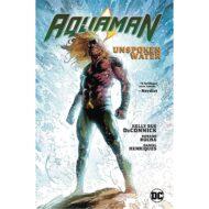 Aquaman  Vol 01 Unspoken Water