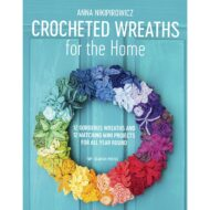 Crocheted Wreaths for the Home