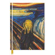 Edvard Munch: The Scream (Blank Sketch Book)