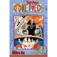 One Piece Vol 04