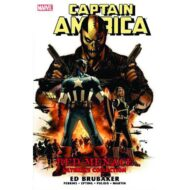 Captain America Red Menace Ultimate Collection