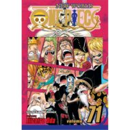One Piece Vol 71