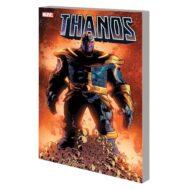 Thanos  Vol 01 Thanos Returns