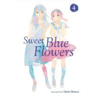 Sweet Blue Flowers  Vol 04