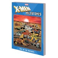 X-men Milestones  Fall Of Mutants