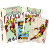 Marvel- Iron Man Covers Playing Cards