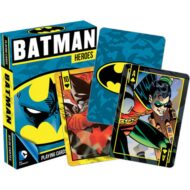 DC- Batman Heroes Playing Cards