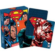 DC- Superman Playing Cards