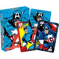 Marvel – Captain America Comics Playing Cards