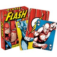 DC – Flash Playing Cards