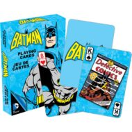 DC Comics Retro Batman Playing Cards