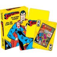 DC Comics Retro Superman Playing Cards