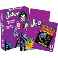 DC Comics Retro Joker Playing Cards