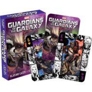 Marvel Guardians Comics Playing Cards