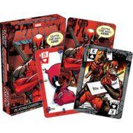Marvel Deadpool Comics Playing Cards