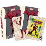 Marvel Daredevil Retro Playing Cards