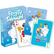 Frosty The Snowman Playing Cards