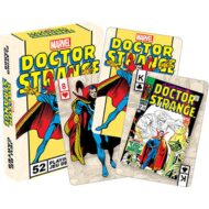 Dr Strange Retro Playing Cards