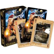 Harry Potter Sorcerers Stone Playing Cards