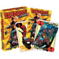 Marvel – Deadpool Family Playing Cards