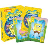Spongebob Square Pants Playing Cards