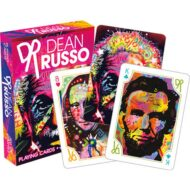 DR- Pop Culture Playing Cards
