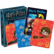 Harry Potter Chibi Playing Card