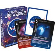 NASA-Across The Universe Playing Cards