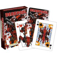 Marvel Deadpool Mirror Playing Cards