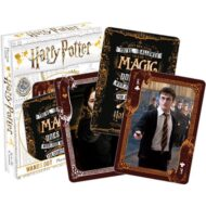 Harry Potter- Wands Out Playing Cards
