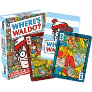 Wheres Waldo Playing Cards