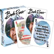Bob Ross Quotes Playing Cards 2