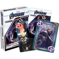 Marvel Avengers- Thanos Playing Cards