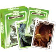 Star Wars Yoda Playing Cards