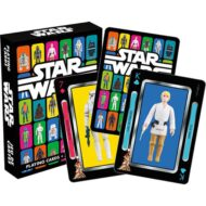 Star Wars – Action Figures Playing Cards