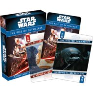 Star Wars Episode 9 Rise of Skywalker Playing Cards