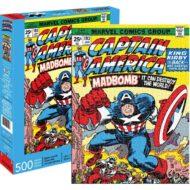 Captain America púsl 500 bitar