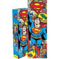 Superman Retro slim púsl 1000 bitar