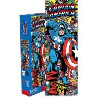 Captain America slim púsl 1000 bitar