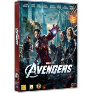 The Avengers DVD