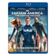 Captain America The Winter Soldier (Blu-ray)