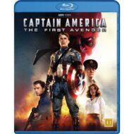 Captain America The First Avengers (Blu-ray)