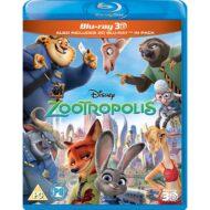 Zootropolis 3D (Blu-ray)